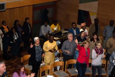 Internationaler Gottesdienst