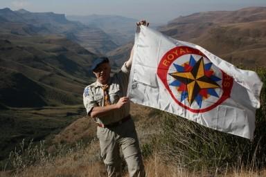 Südafrika Lesotho 2009